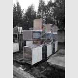 Топливораздаточная колонка Gilbarco (S-G-MPD) б/у 2 вида топлива, 4 рукава